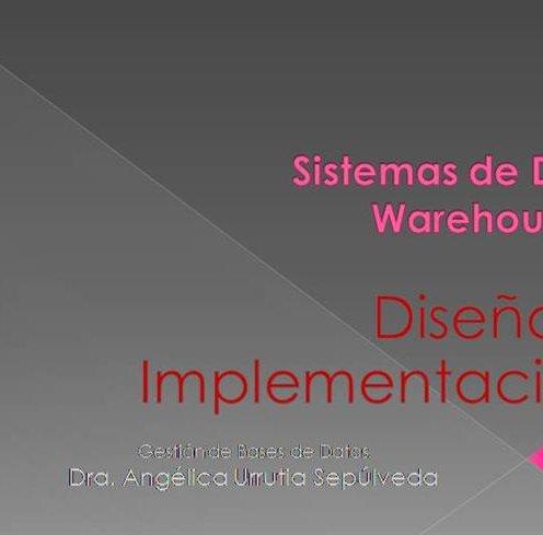 Data warehouse. By: sarita531