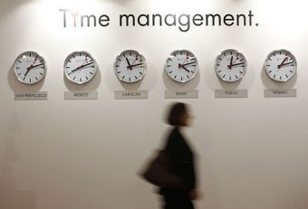Implementation of time management plan