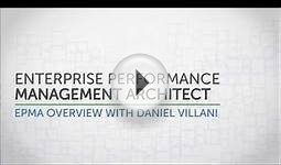 Enterprise Performance Management Architect (EPMA) Video